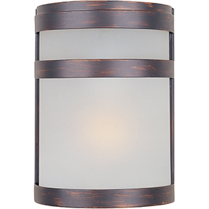 Oil Rubbed Bronze LED ADA Wall Sconce