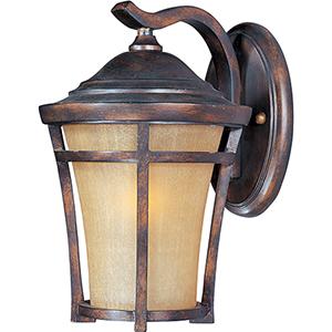 Balboa VX LED E26 Copper Oxide 10-Inch One-Light Outdoor Wall Mount