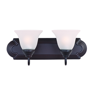 Essentials - 801x Oil Rubbed Bronze 18-Inch LED Bath Vanity