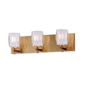 Bravado Golden Bronze 19-Inch LED Bath Vanity