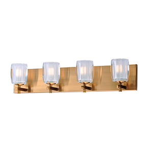 Bravado Golden Bronze 26-Inch LED Bath Vanity