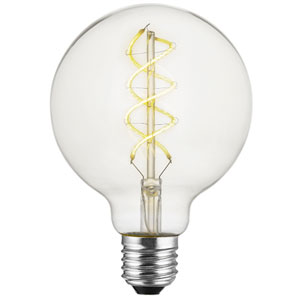 Accessories Clear One-Light Bulb