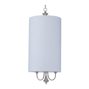 Bongo Satin Nickel Six-Light Pendant