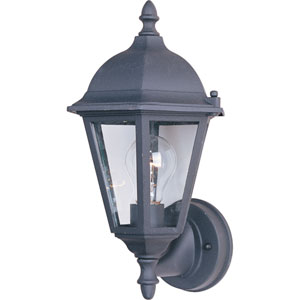 Westlake Black One-Light Outdoor Wall Sconce