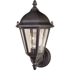 Westlake Empire Bronze One-Light Outdoor Wall Sconce