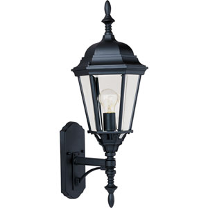 Westlake Black Cast One-Light Outdoor Wall Lantern
