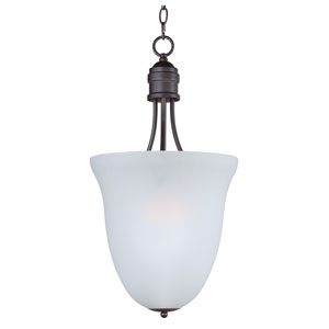 Logan Oil Rubbed Bronze Three-Light Pendant