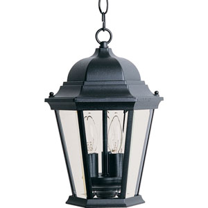 Westlake Black Outdoor Hanging Pendant