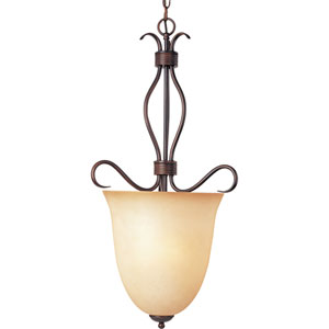 Basix Oil Rubbed Bronze Large Bell Pendant