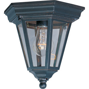 Westlake Empire Bronze One-Light Outdoor Flushmount