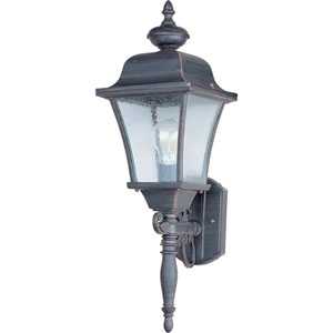 Senator Rust Patina One-Light Outdoor Wall Lantern