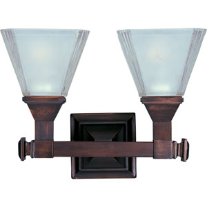 Brentwood Two-Light Bath Fixture