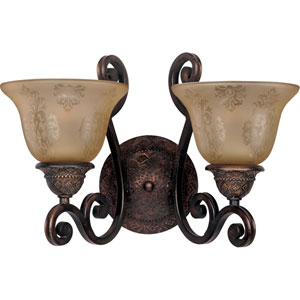 Symphony Double Light Sconce
