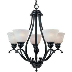 Linda Five-Light Chandelier