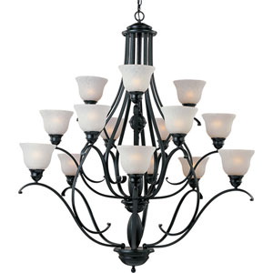 Linda Fifteen-Light Chandelier