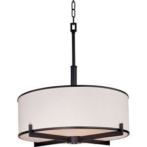 Nexus Oil Rubbed Bronze Four-Light Entry Foyer Pendant