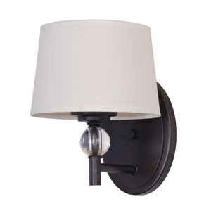 Rondo Oil Rubbed Bronze One-Light Wall Sconce