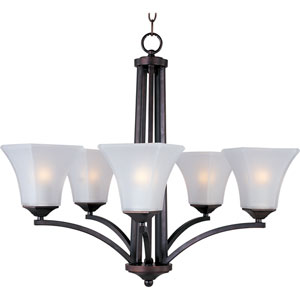 Aurora Five-Light Chandelier