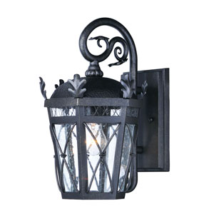 Canterbury DC Artesian Bronze One-Light Outdoor Wall Mount