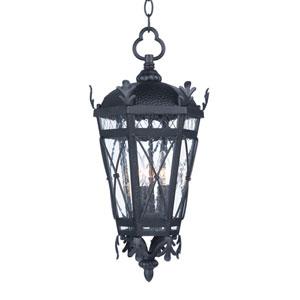 Canterbury DC Artesian Bronze Three-Light Outdoor Lantern