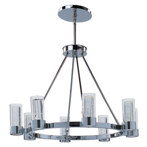 Sync Polished Chrome 16-Light LED Single-Tier Chandelier