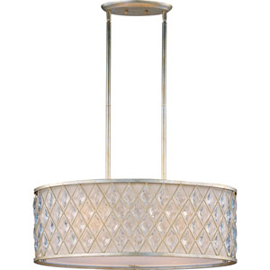 Diamond Four-Light Pendant