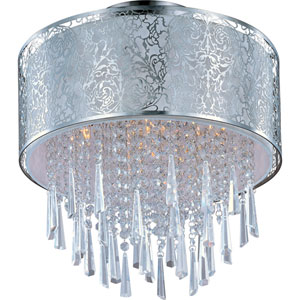 Rapture Five-Light Semi-Flush Mount