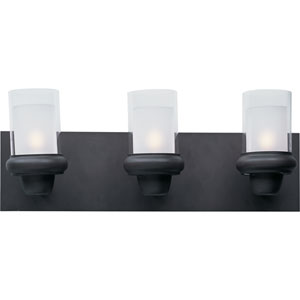 Bayview Three-Light Bath Vanity