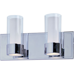 Silo Two-Light Bath Vanity