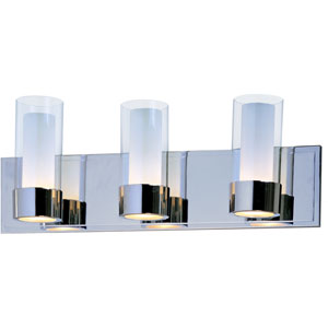 Silo Three-Light Bath Vanity