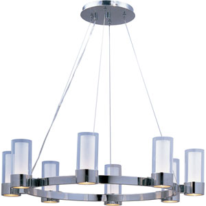 Silo Eight-Light Chandelier