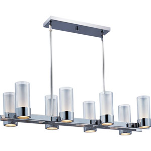 Silo Eight-Light Pendant