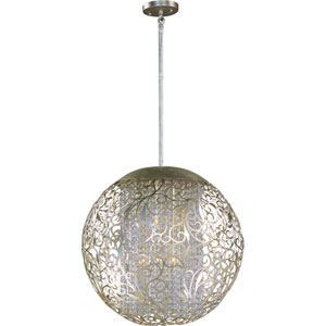 Arabesque Nine-Light Pendant