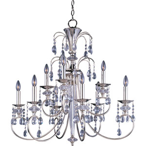 Montgomery Nine-Light Chandelier