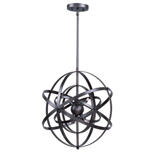 Sputnik Bronze Rupert Nine-Light Single Pendant