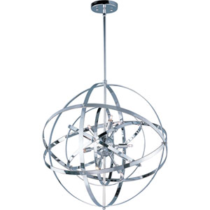 Sputnik Nine-Light Pendant