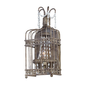 Gisele Antique Terra One-Light Wall Sconce