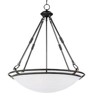 Bronze Stratus Five-Light Pendant