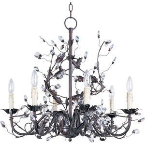 Elegante Six-Light Chandelier