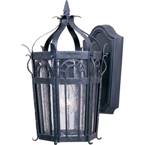 Cathedral One-Light Outdoor Wall Lantern