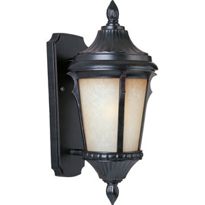 Espresso Odessa One-Light Outdoor Wall Lantern