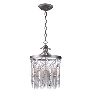 Alessandra Silver Mist Four-Light Chandelier