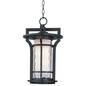 Oakville Black Oxide One-Light Outdoor Hanging Lantern