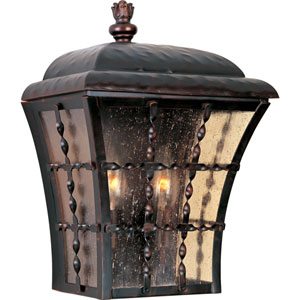 Orleans Two-Light Outdoor Wall Mount