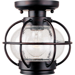 Portsmouth Outdoor Semi-Flush Ceiling Light