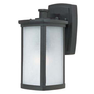 Terrace Bronze One-Light Five-Inch Outdoor Wall Sconce