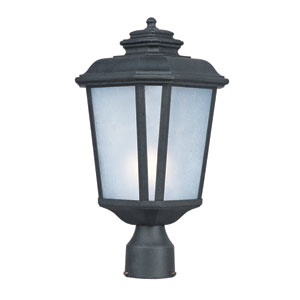 Radcliffe Black Oxide One-Light Outdoor Post