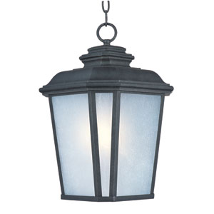 Radcliffe Black Oxide One-Light Outdoor Pendant