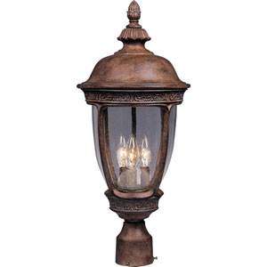 Knob Hill Sienna Outdoor Post Mount