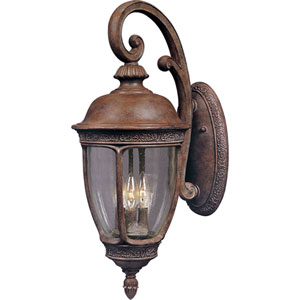 Knob Hill Sienna Medium Outdoor Wall Mount